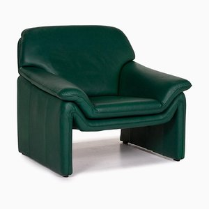 Dark Green Atlanta Armchair from Laauser