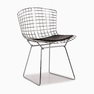 Metal Bertoia Side Chair from Knoll International