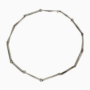 Collar de plata de Claës Giertta, 1966