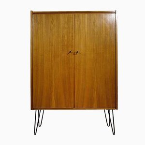 Mid-Century Walnut Chest of Drawers from TEPE, 1960s