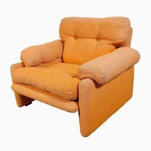 Coronado Lounge Chair by Tobia & Afra Scarpa for B&B Italia / C&B Italia, 1969