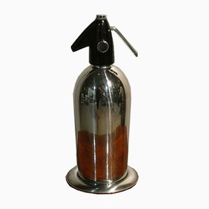 Italian 18/8 Seltzer Siphon from Mepra, 1960s