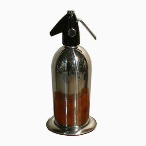 Italienische 18/8 Seltzer Siphon von Mepra, 1960er