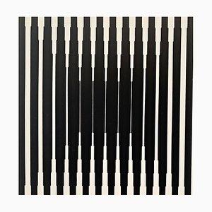Sérigraphie Op-Art par Victor Vasarely, 1967