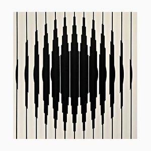 Serigrafia Op Art di Victor Vasarely, 1967