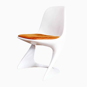 Plastic Casalino Dining Chair by Alexander Begge for Casala, 1970s