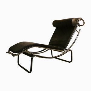 Chaise Lounge in the Style of Le Corbusier, 1980s