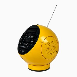 Model 2004 Space Ball Radio from Weltron, 1970s