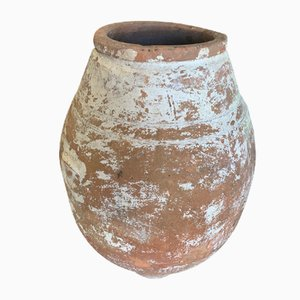 Antique Turkish Terracotta Urn