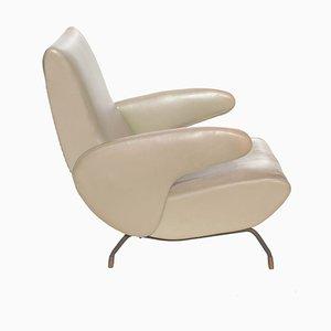 Mid-Century Modern Italian Armchair, 1954