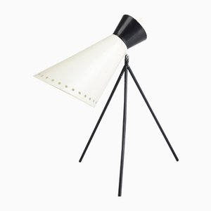 Model 1618 Desk Lamp by Josef Hurka for Napako, 1950s