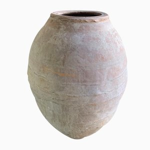 Large Antique Turkish Terracotta Urn