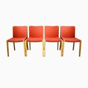 Vintage 757 Esszimmerstühle von Peter Maly für Thonet, 12er Set