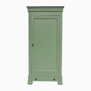 Antique Cabinet in Pale Green