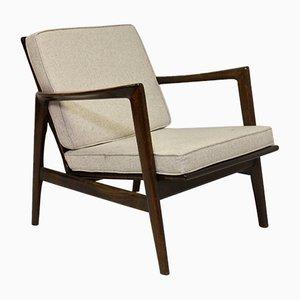 Lounge Chair by Stefan Swarzędzkie for Gościcińskie Fabryki Mebli, 1960s
