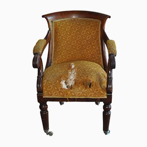 Antique Biedermeier Armchair