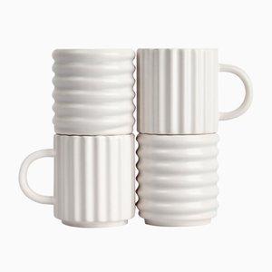 Ripple Tassen von Form & Seek, 2er Set