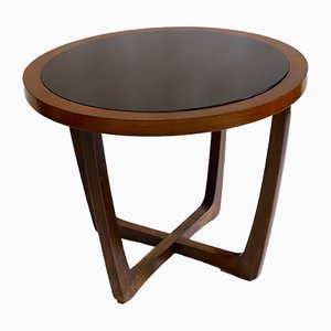 Vintage Art Deco Side Table, 1940s