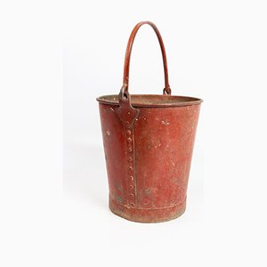 Industrial Factory Fire Bucket, 1960s