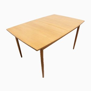 Mid-Century Teak Extendable Dining Table from Greaves & Thomas, 1960s