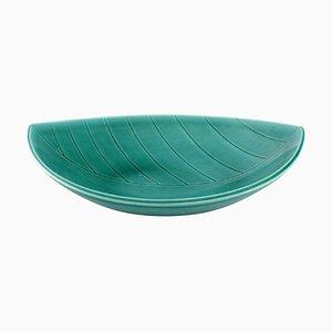 Scodella grande California in ceramica smaltata di Carl-Harry Stålhane per Rörstrand, anni '50