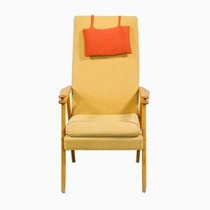Schwedischer Moderner Sessel, 1960er