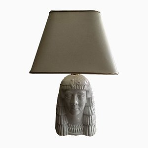 Tutankhamun Pharaoh Table Lamp from Hispania, 1960s