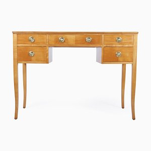 Dressing Table in Satin Birch, 1950s