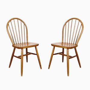Mid-Century Dining Chairs from Tatra, 1960s, Set of 2