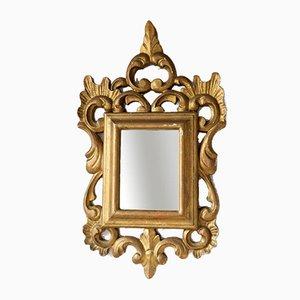 Antique French Gilt Mirror