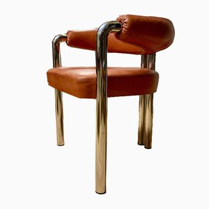 Mid-Century Lounge Chair Attributed to de Sede, 1960s