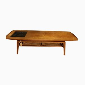 Mid-Century Coffee Table by Arne Hovmand-Olsen for Mogens Kold