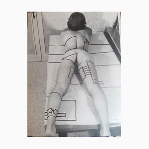 Affiche par Giuseppe Riccardo Lanza, 1970s