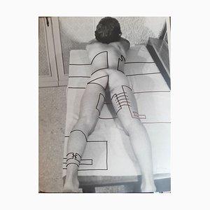 Print by Giuseppe Riccardo Lanza, 1970s