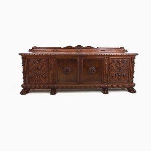Antique Art Nouveau Dresser, 1910