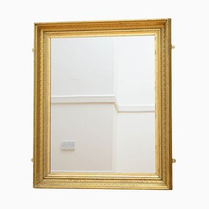 Antique French Giltwood Wall Mirror