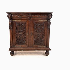 Oak Commode, 1920s