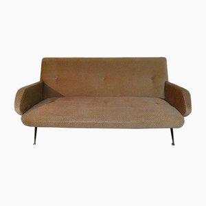 Italian 3-Seat Optical Sofa from Officina di Ricerca, 1960s