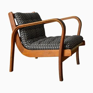 Vintage Armchair by Karel Kozelka and Antonin Kropacek, 1950s