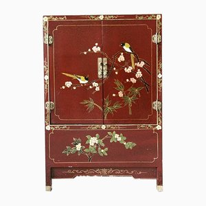 Vintage Chinese Cabinet, 1940s