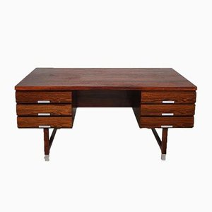 Mid-Century Danish Rosewood Executive Desk
