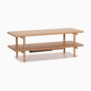 Brown Wooden 933 Coffee Table from Rolf Benz