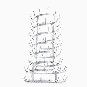 Antique Bottle Rack by Marcel Duchamp