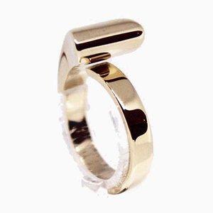 Simple 14k Gold Ring von Sandbjerg