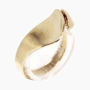 14k Gold Ring with Simple Design