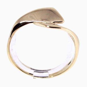 Bague en Or 14k avec Design Simple