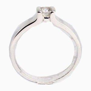 Ring aus 925er Sterlingsilber mit Verzierungen