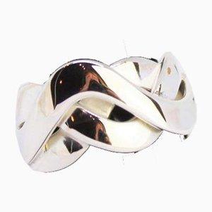 Kräftiger 925 Sterling Silber Ring