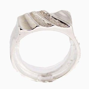 Anello semplice in argento sterling 925 di SH