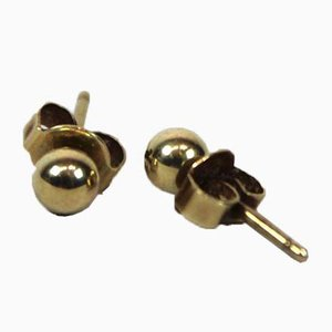 14k Gold Earrings from HS, Set of 2